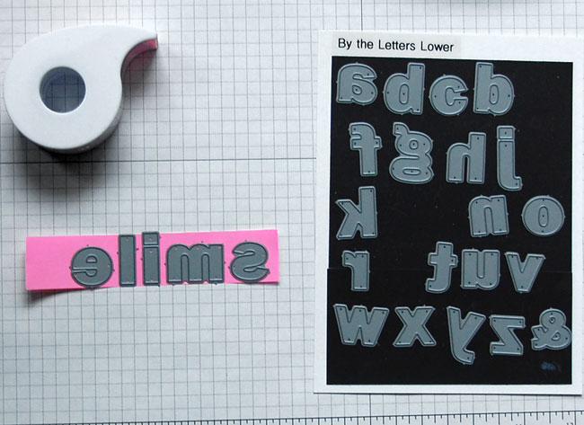 Align Letters