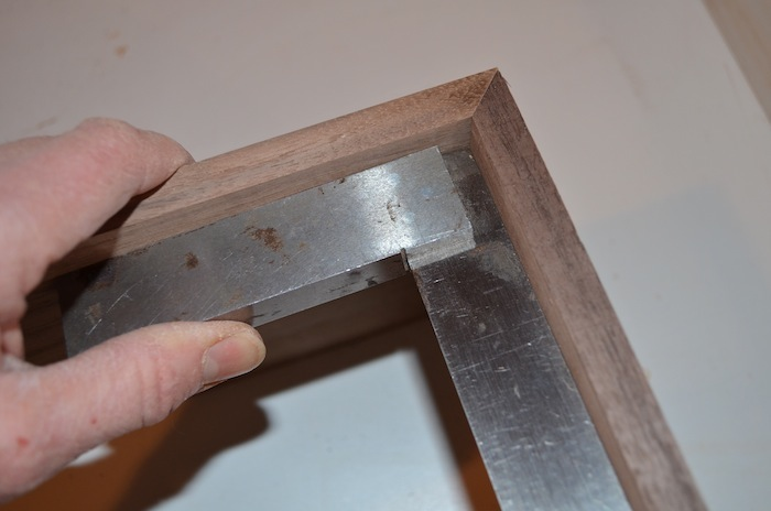 check miters for square