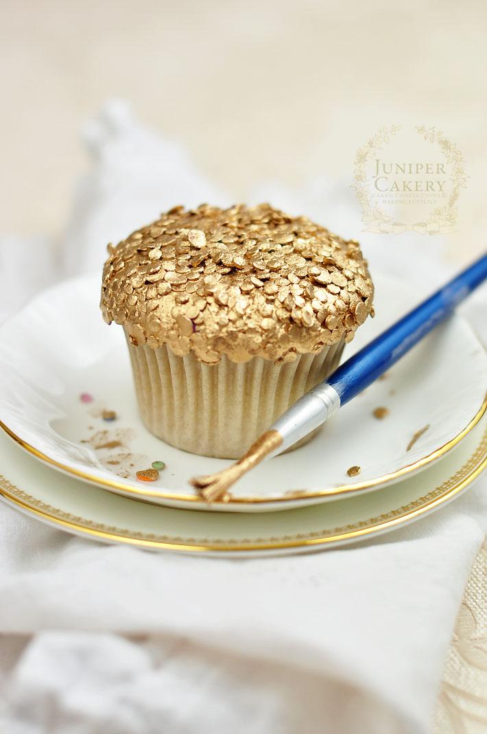 Fashion inspired cupcake tutorial