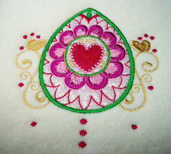 eggsqusite embroidery cutting stabilizer window