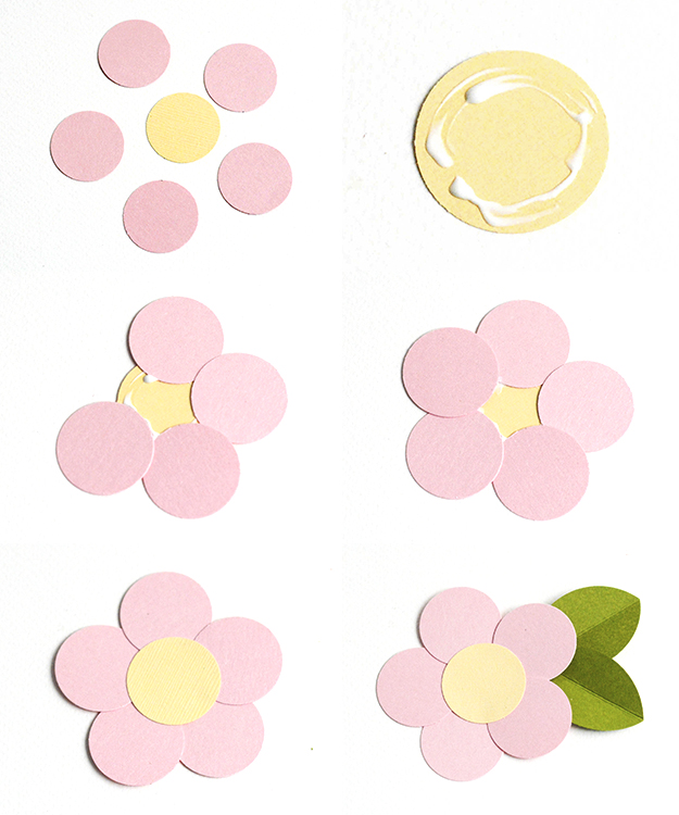 five petal tutorial