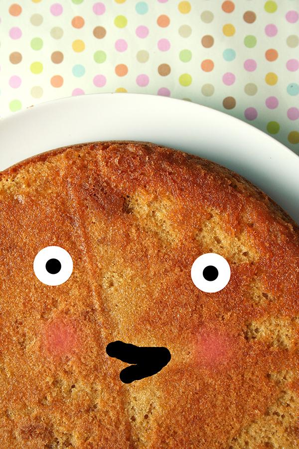 Flourless Peanut Butter Cake