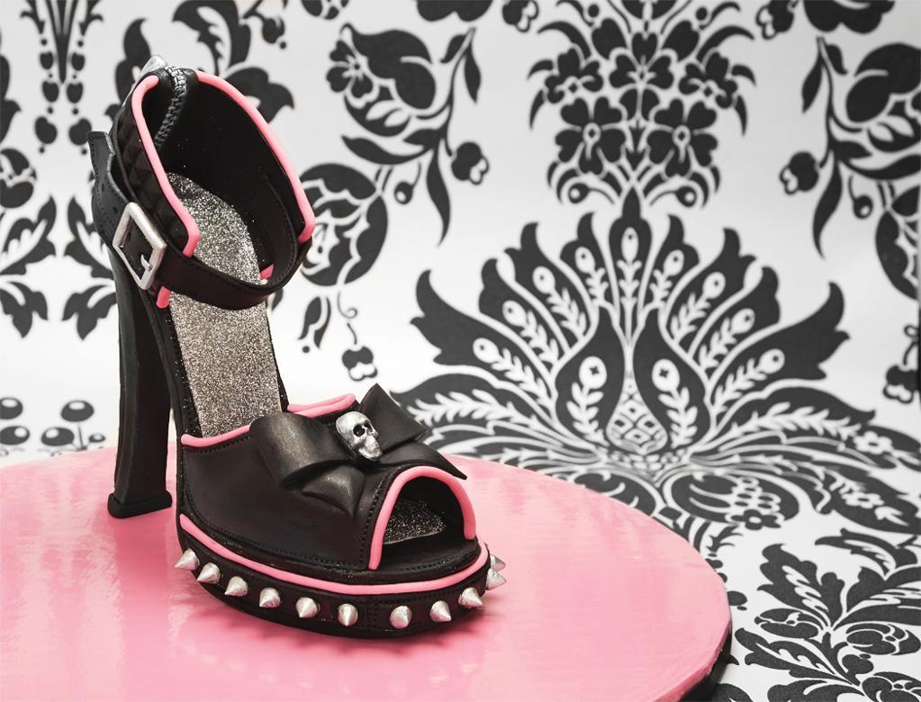 Punk shoe