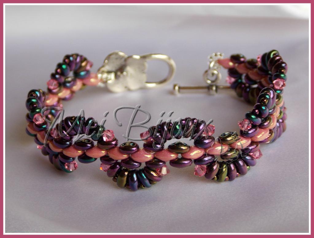 DIY Sway Bracelet Beading Pattern