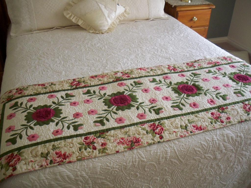 Sweet Dreams 7 Quilted Bed Throw Patterns