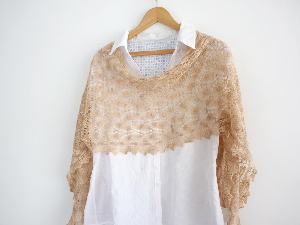 Harathiel Eluhil Lace Scarf knitting pattern