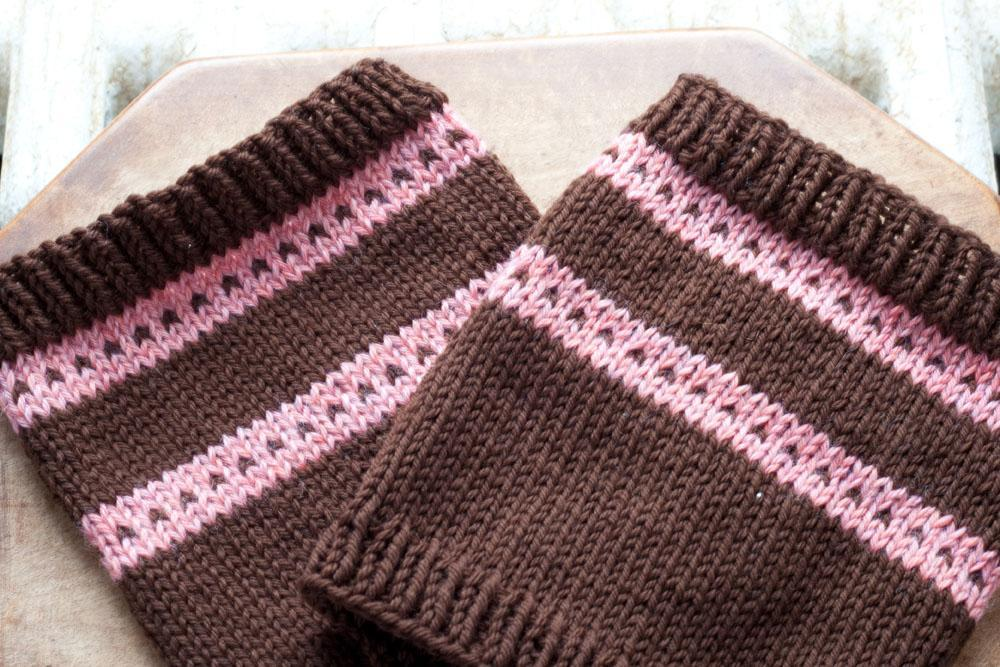 Centuries Boot Cuffs knitting pattern