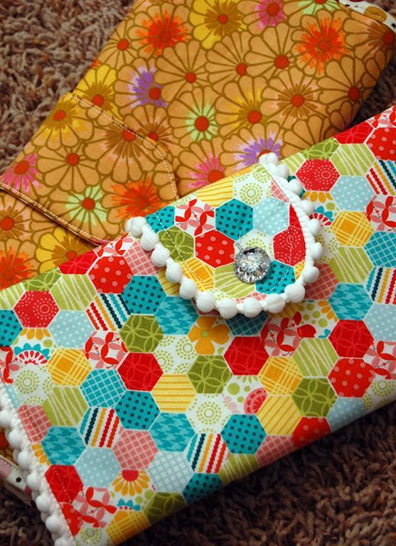 Essential Diaper Clutch Pattern