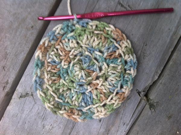 easy free crochet doily pattern