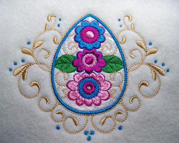second stitchout