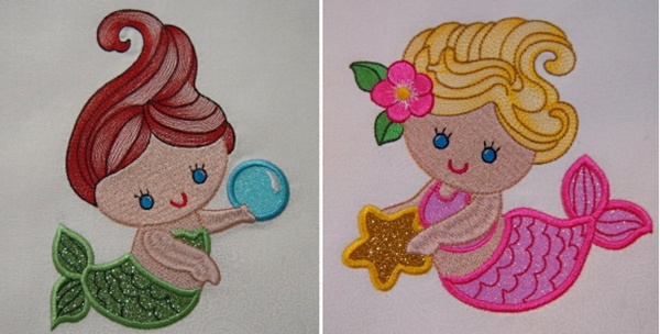 sew inspired by bonnie merry mermaids