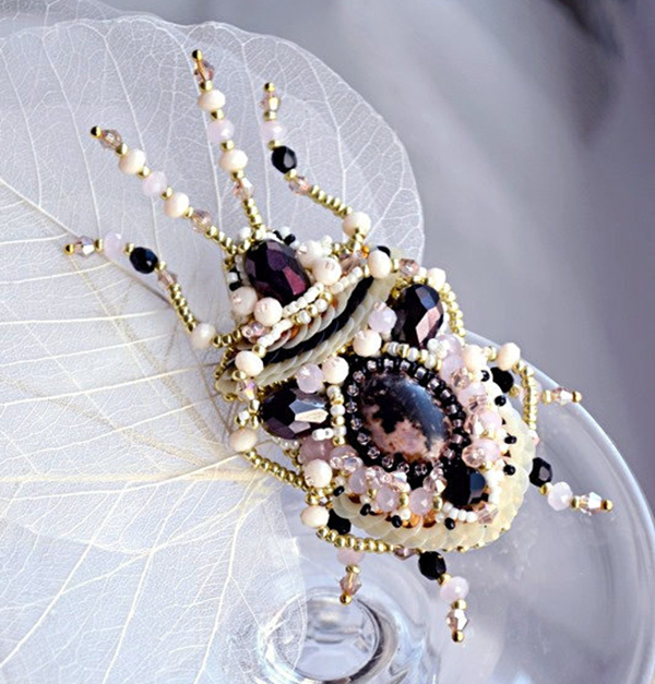 Beaded Beetle