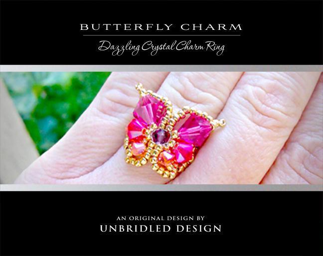 Butterflies Charm Pattern