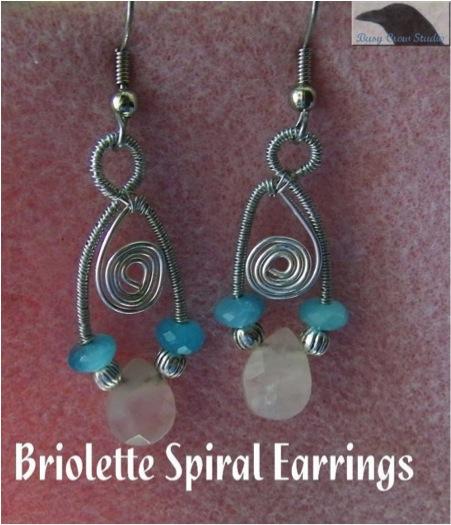 briolette spiral
