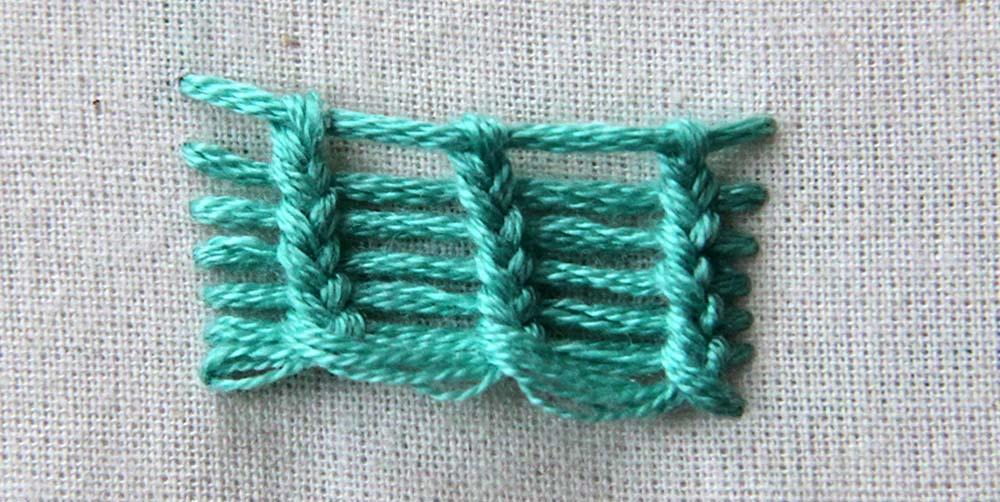 Ceylon Stitch