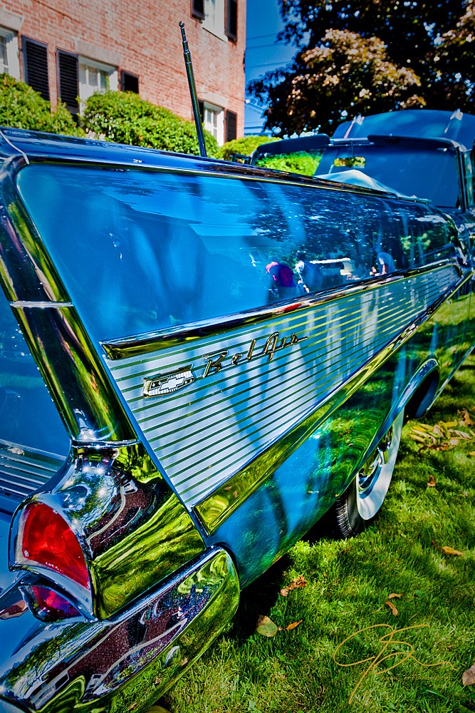 Top Down And Tail Fins.