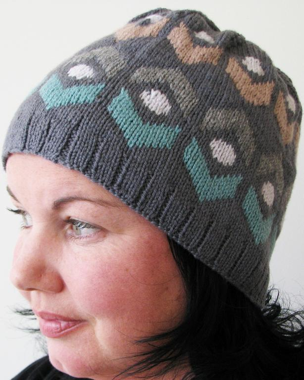 Alkira Hat Knitting Pattern