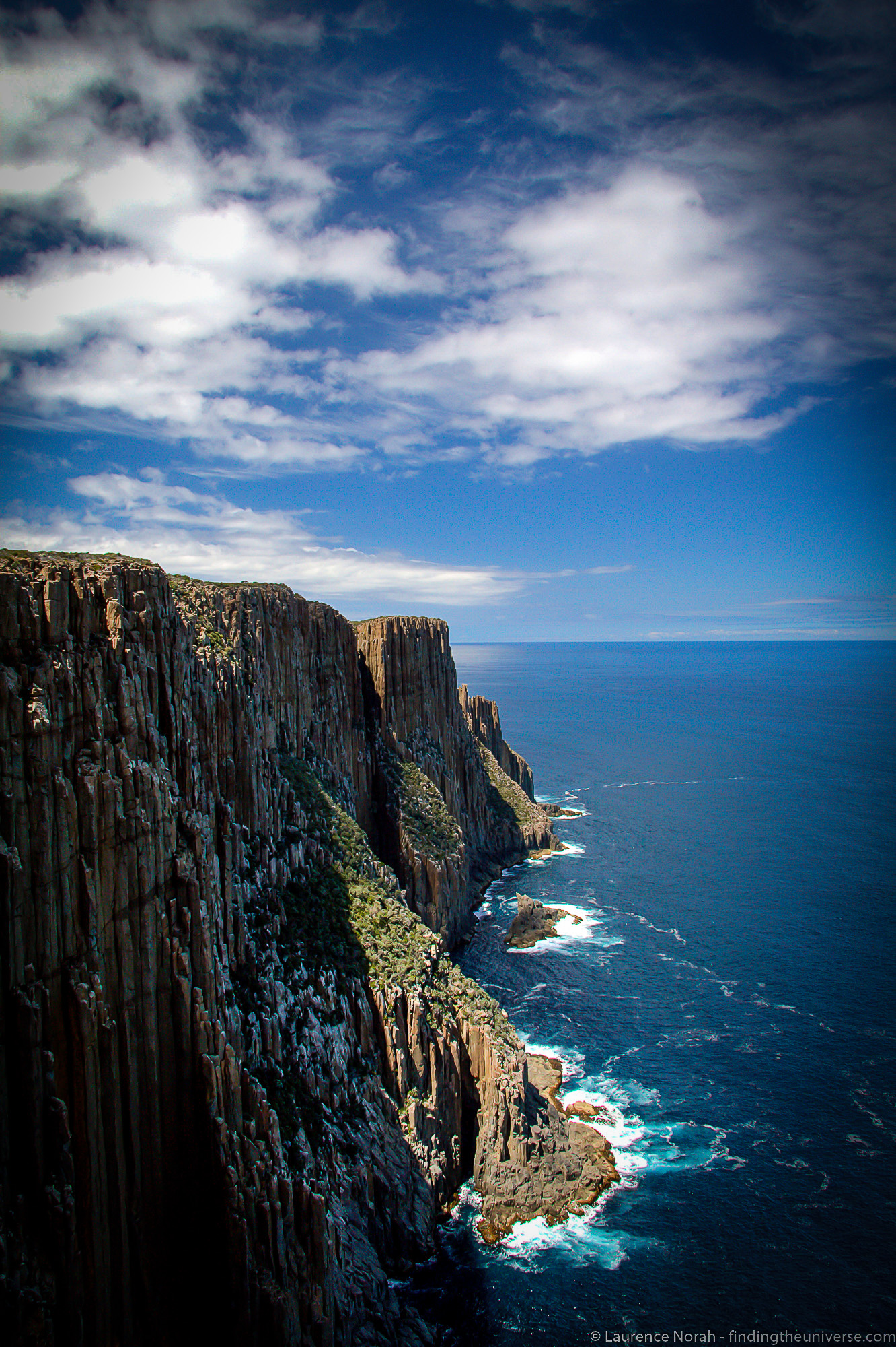 Cliffs of Cape Raoul walk tasmania 2 - scaled - scaled