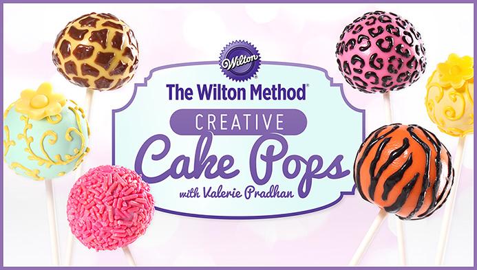 Creative Cake Pops