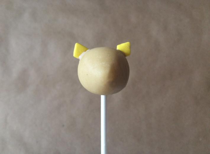 Deer cake pops ears