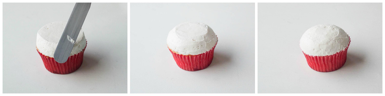 Domed Buttercream Cupcake | Erin Gardner | Bluprint