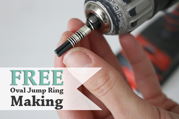 Oval Jump Ring Making