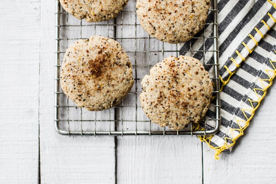 Easy Lemon Poppy Seed Cookies