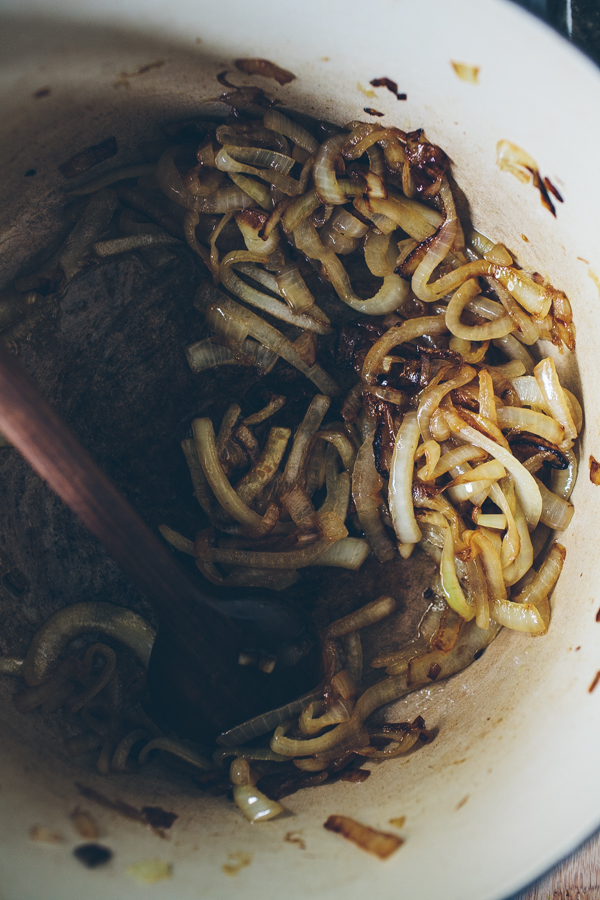 Caramelized onions for ketchup