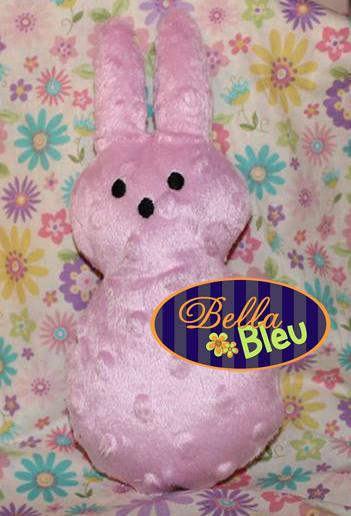 ITH Easter Bunny Stuffie