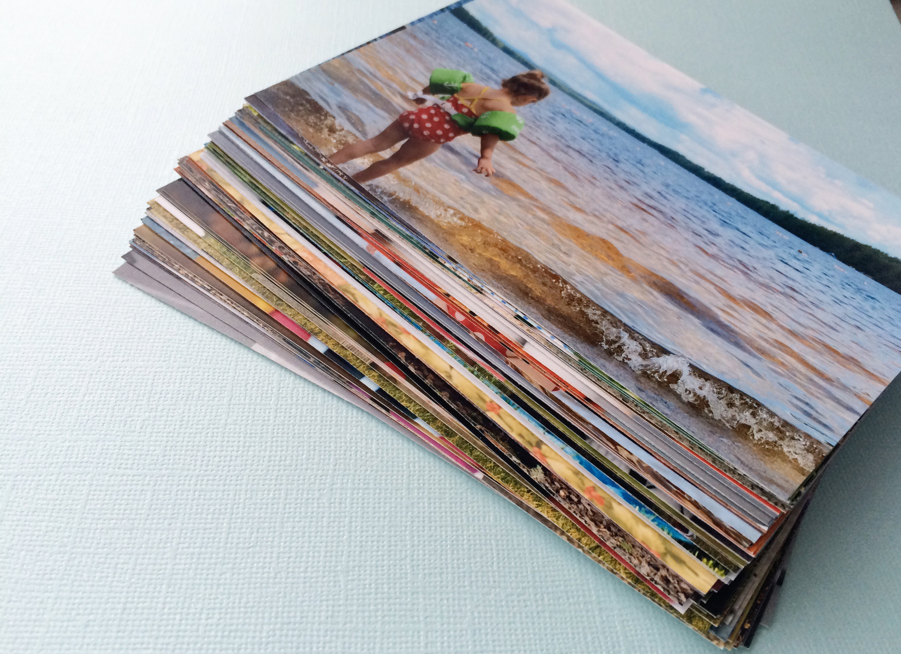 scrapbooking for beginners choosing photos