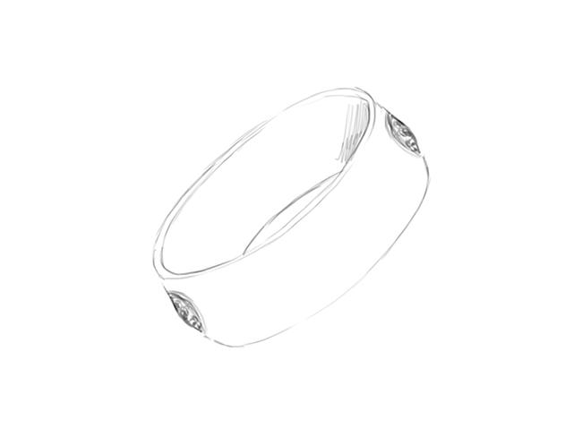 bracelet details