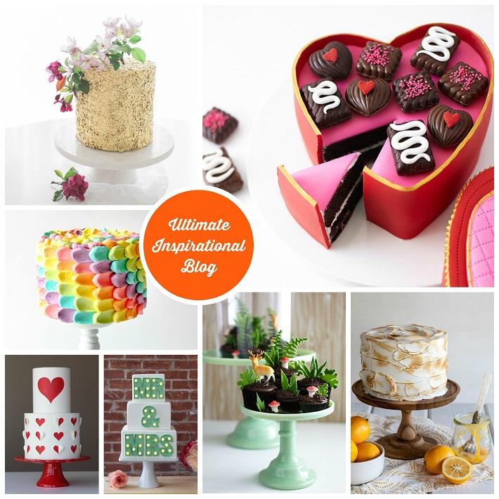 The Cake Blog inspiration blog