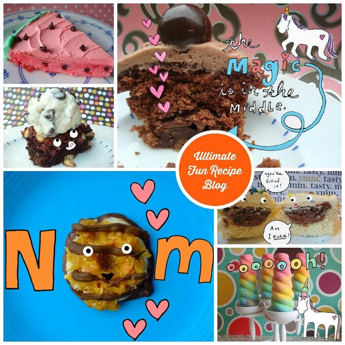 Cake Spy fun recipes blog