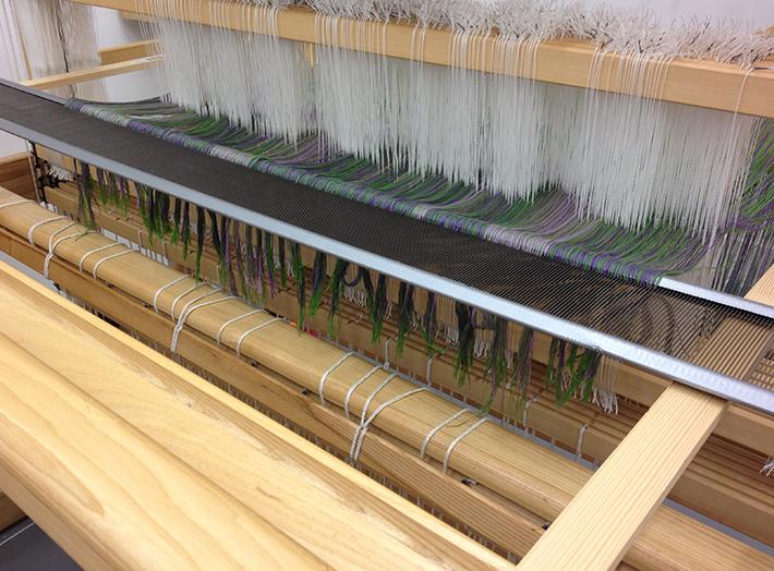 sleyed reed