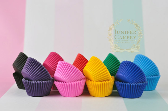 Pre-line cupcake pans in advance to help shave minutes off your baking time