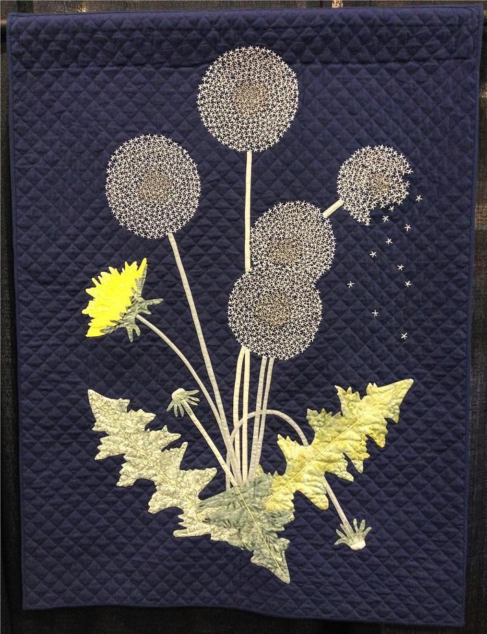 dandelion-quilt-louise-moor