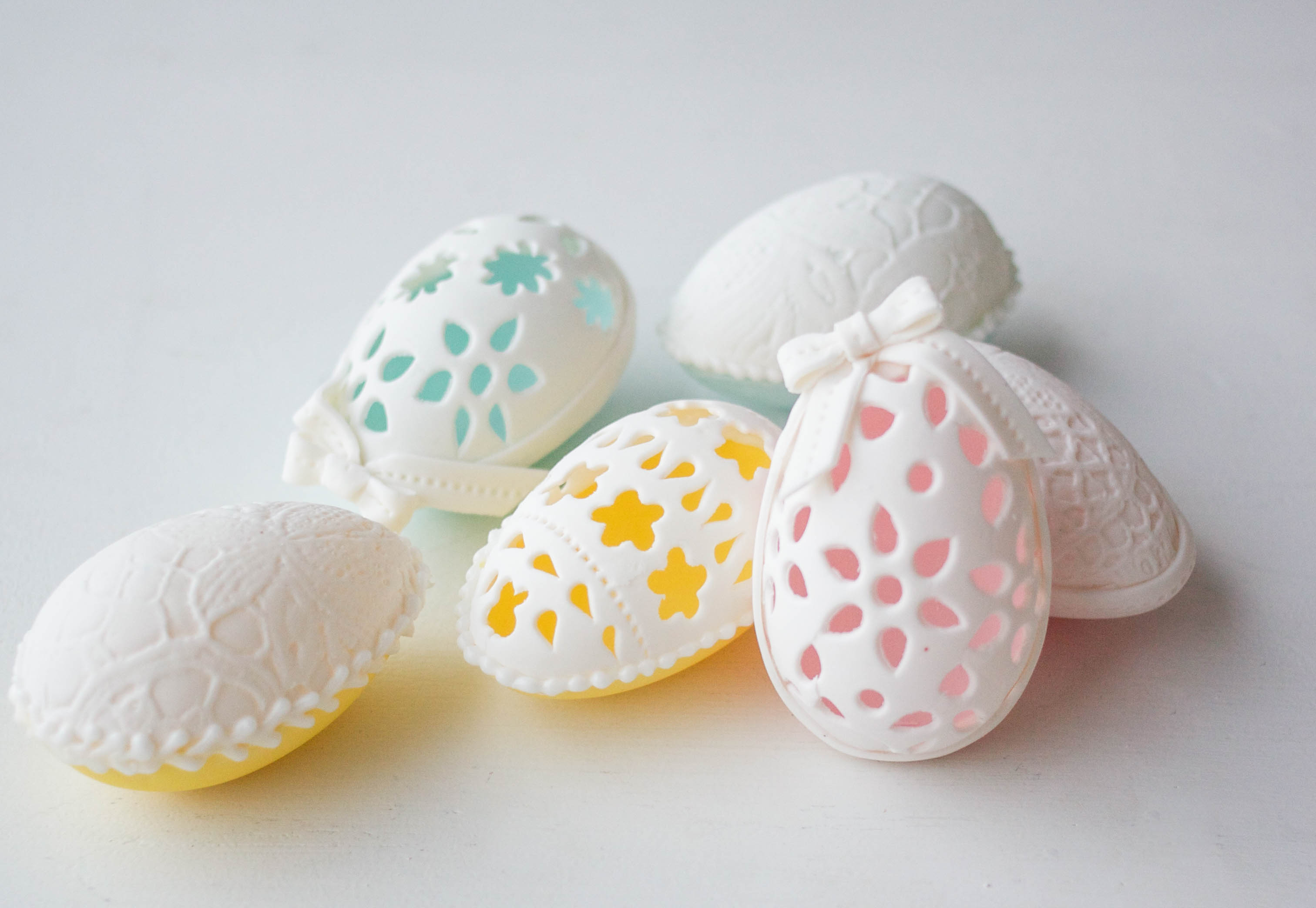 Eggs With Finished Seams | Erin Gardner