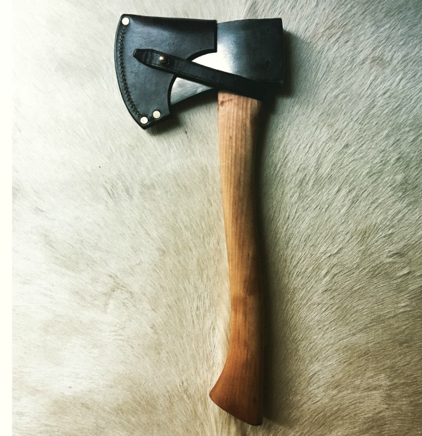 finished hatchet