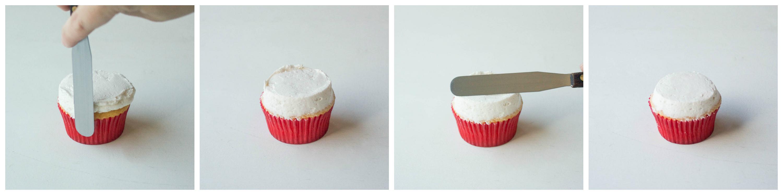Icing A Flat Top Cupcake | Erin Gardner | Bluprint