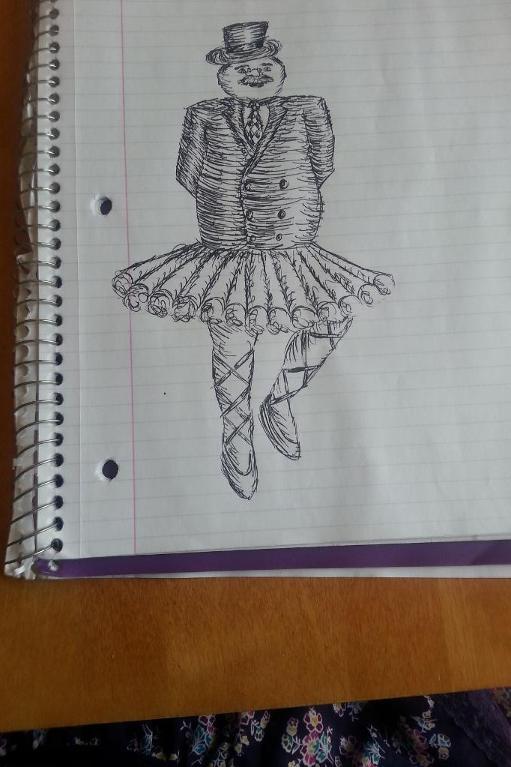 Scribble doodle