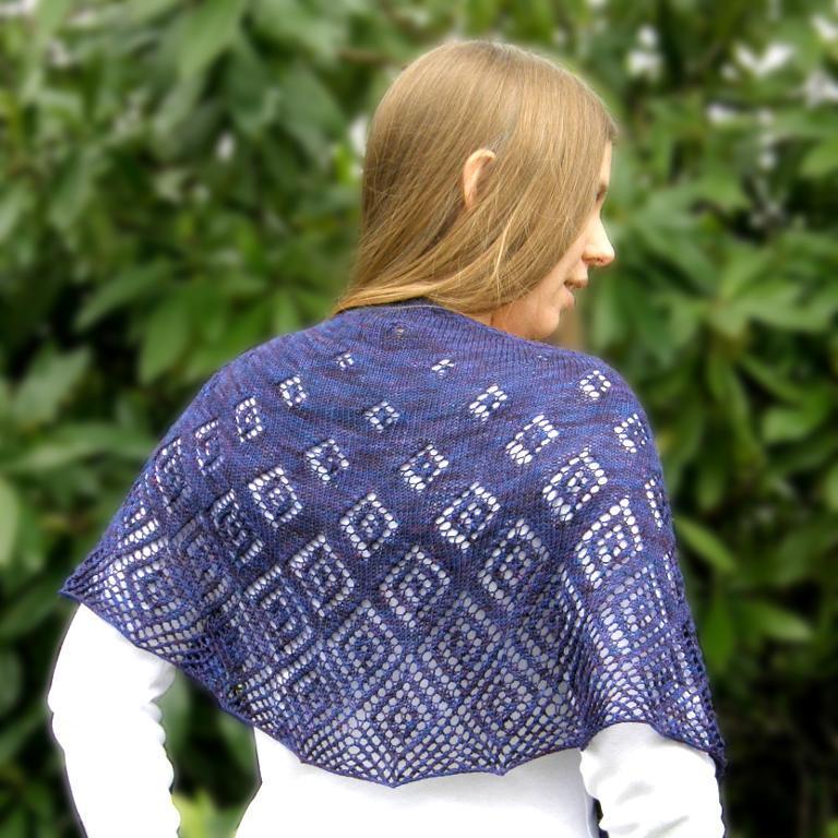 Shattered Stars knitting pattern