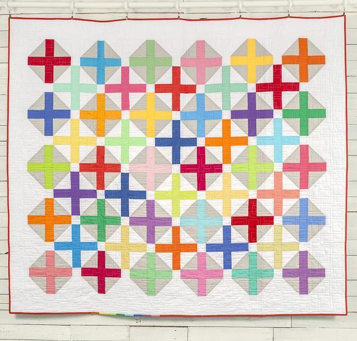 Hopscotch Modern Crosses