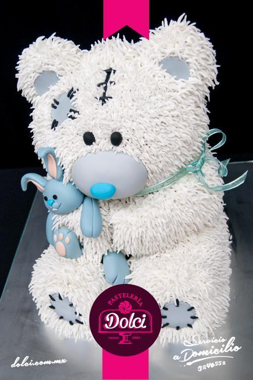 Teddy bear cake by Bluprint member Dolci Pasteleria