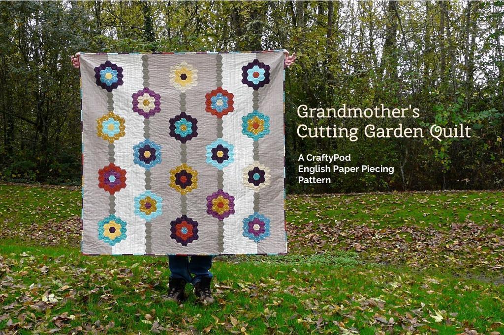 Grandmothers Cutting Garden Quilt