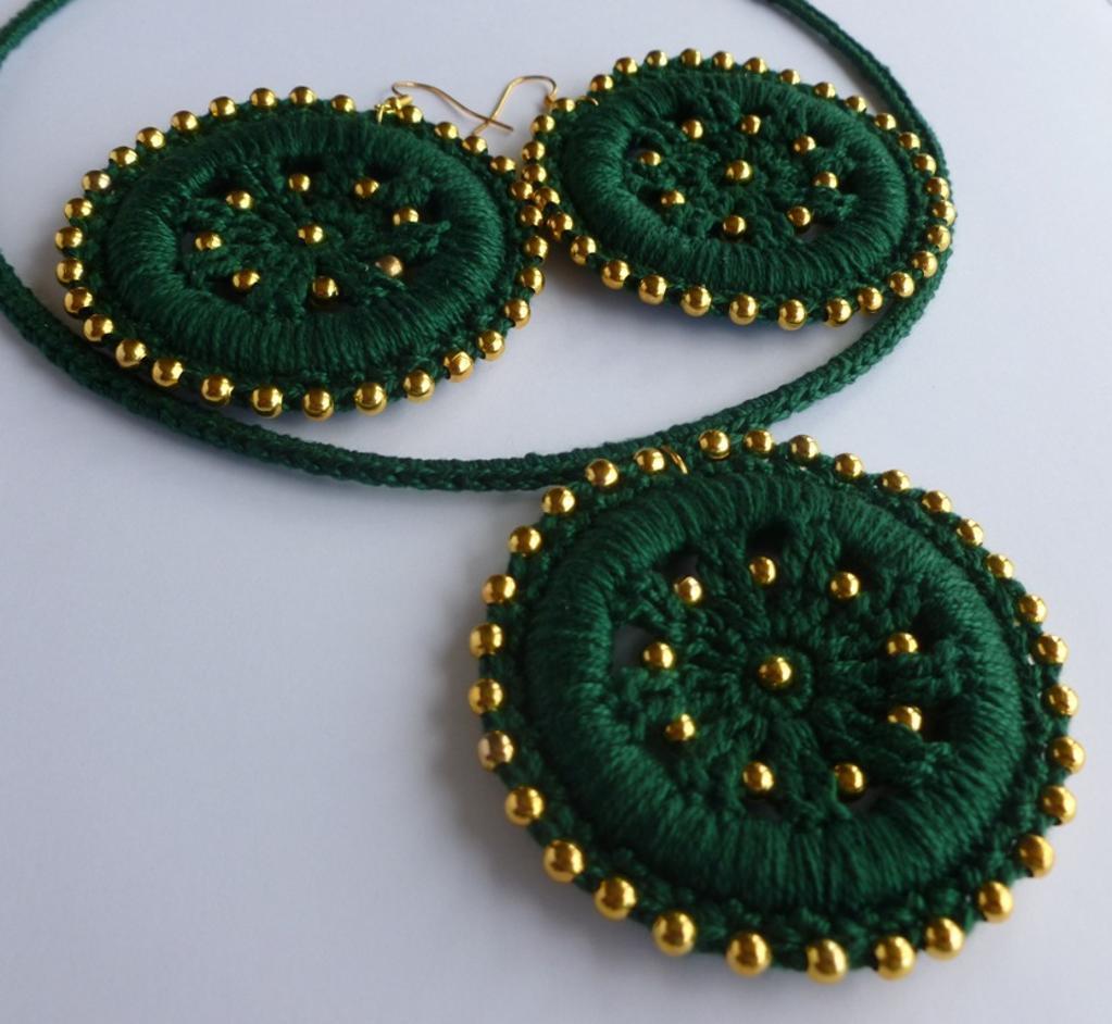 Jewelry Set FORTUNES WHEEL