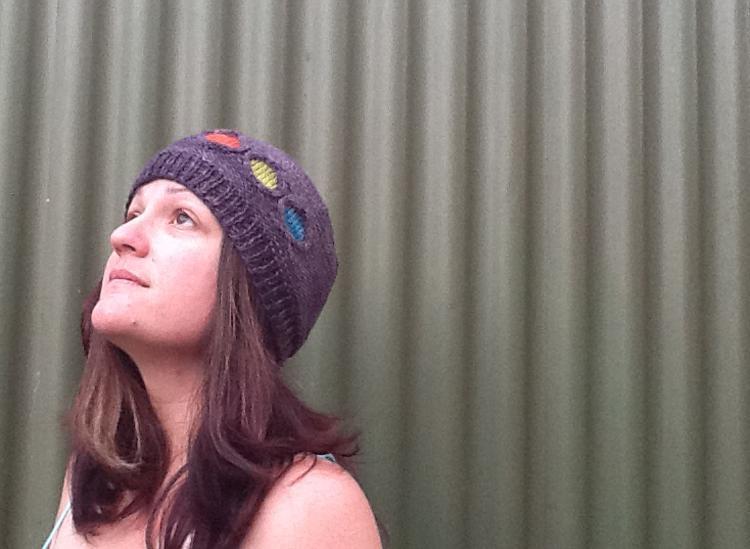 Planetary Hat knitting pattern
