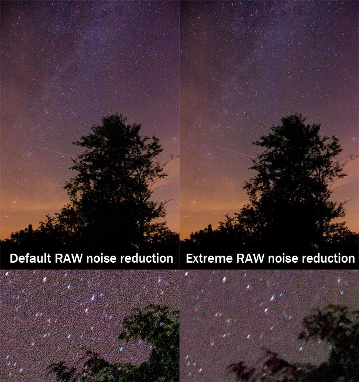 digital noise reduction, Adobe Photoshop, Adobe Camera Raw