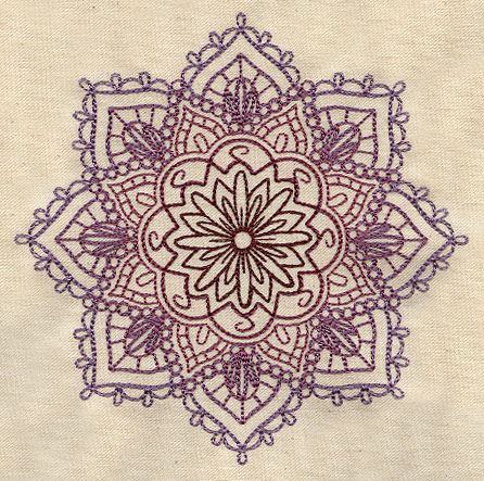 mehndi embroidery design