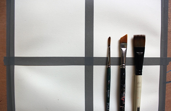 tools for painting wood texture