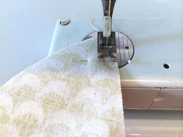 sew pieces
